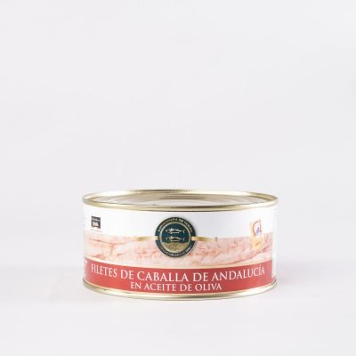 Lata Filetes de Caballa de Andalucía img