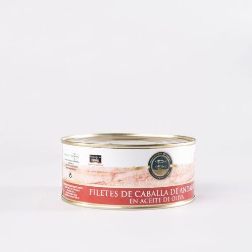 Lata Filetes de Caballa de Andalucía 3 img
