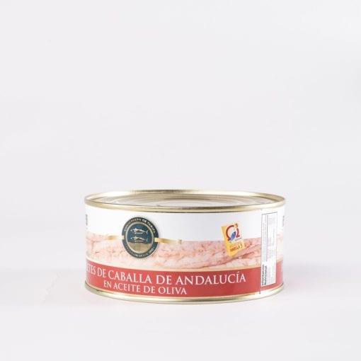 Lata Filetes de Caballa de Andalucía 2 img