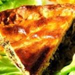 Pastel de Caballa y Espinacas Conservera de Tarifa