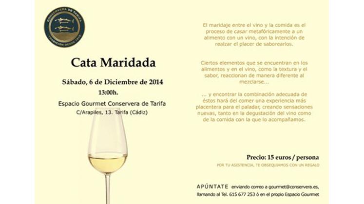 Cata Maridada Conservera de Tarifa_Espacio Gourmet