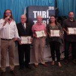 Entrega de Premios Tarifa al Dia Los Veteranos en la Feria de Tarifa