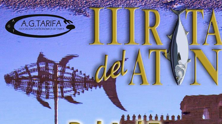 Cartel III Ruta de Atún_ Tarifa_Conservera de Tarifa