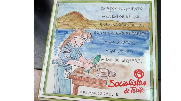 estibadoras_Día de la mujer_Conservera de Tarifa