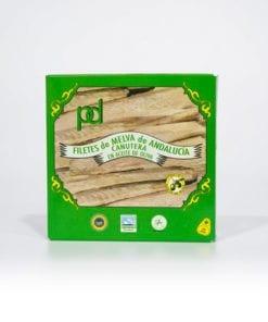 Filetes de Melva de Andalucía Canutera en Aceite de oliva Piñero y Diaz 280