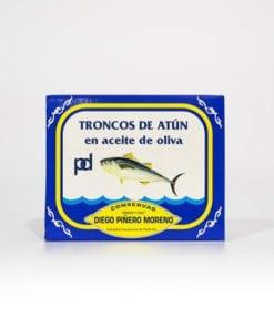 tronco de atún Piñero y Diaz 120 grs