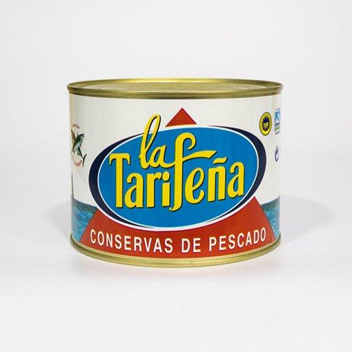 Filetes-de-Melva-de-Andalucía-de-Almadraba-en-Aceite-de-Girasol_1000_La Tarifeña
