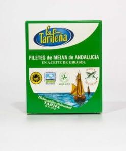Filetes-de-Melva-de-Andalucía-de-Almadraba-en-Aceite-de-Girasol_250_La Tarifeña