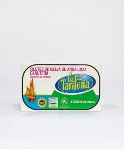 Filetes-de-Melva-de-Andalucía-Canutera-en-Aceite-de-Girasol_125_La Tarifeña