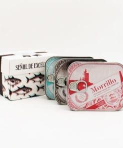 pack degustacion premium salvaje atun rojo