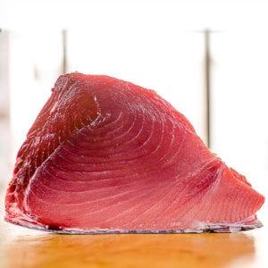 atún rojo salvaje del estrecho