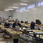 Covid-19 fábrica Conservera de Tarifa
