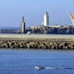 Faro de Tarifa. El Estrecho.