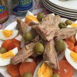 receta ensalada clasica Conservera de Tarifa_ atun