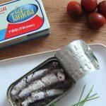 recetas sardinas en conserva La Tarifeña
