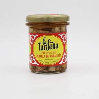 Edición Limitada Vintage de Filetes de caballa de Andalucía La Tarifeña