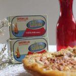 receta tarta de sardinas La Tarifeña