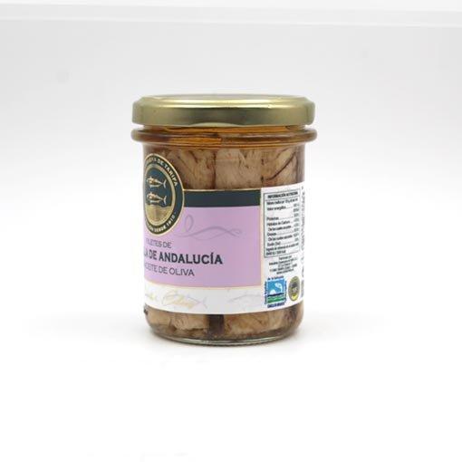 filetes de caballa Premium Conservera de Tarifa 190 grs