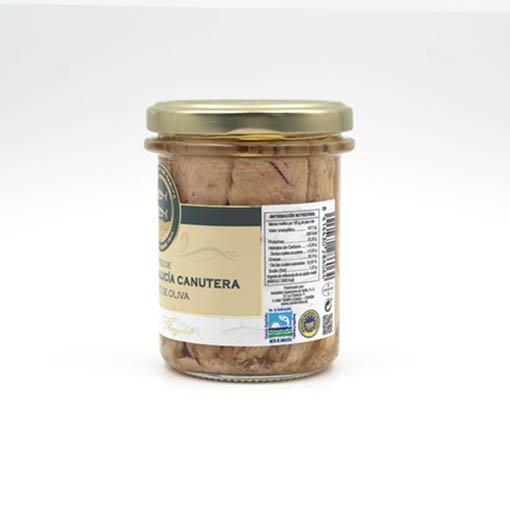 Filetes de Melva de Andalucía canutera. Premium Conservera de Tarifa 190 grs.