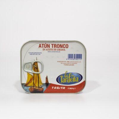 30211_ troncos de atún La Tarifeña, aceite de girasol