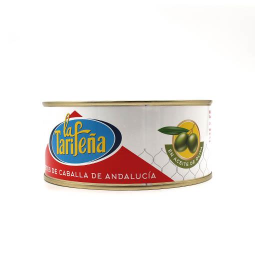filetes de caballa aceite de oliva La Tarifeña 975